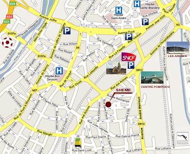 Location Appartement Metz Centre